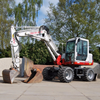 Takeuchi TB185W huren Post Rental