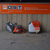 Motorslijper Machineverhuur Post Rental