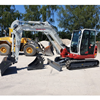 Takeuchi TB370 huren Post Rental