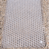 Grindmat Gravel Fix Pro met anti-worteldoek WIT